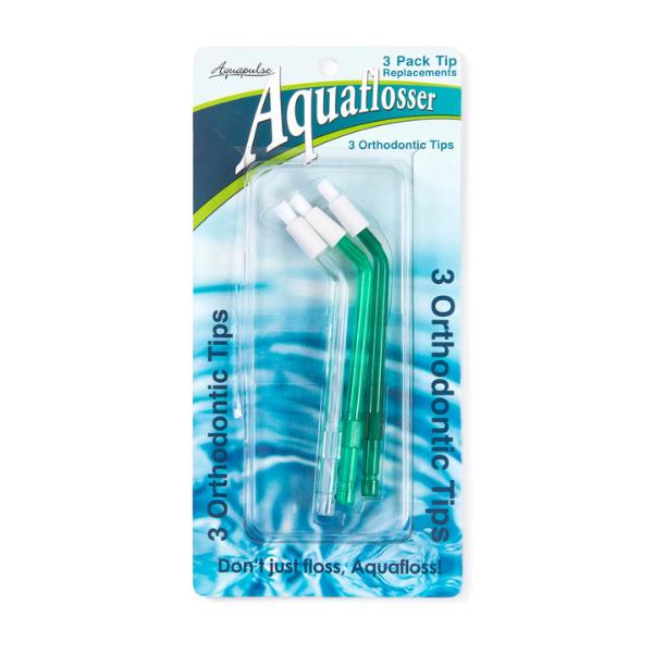 Aquaflosser Flossing with Water | Aquaflosser Oral Irrigator